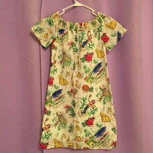 J.Crew Hawaii dress size 0